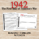 1942: America's First Year of World War II Reading