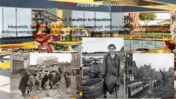 The 1950s, Part I: Postwar Boom, Civil Rights, & the Early Cold War (1945-60)