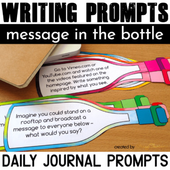 Year Long Writing Prompts