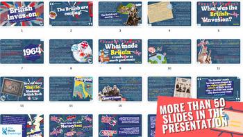 1950/60s Music: British Invasion & Skiffle - FULL LESSON