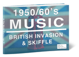 1950/60s Music: British Invasion & Skiffle - FULL LESSON