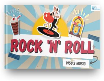 1950's Music: Rock'n'Roll & Rockabilly-FULL LESSON