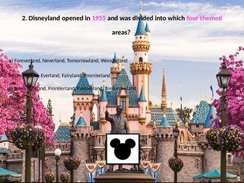 1950's Trivia Quiz - 36 questions (PowerPoint)