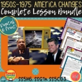 1950s-1975: AMERICA CHANGES CIVIL RIGHTS & SPACE RACE BUND