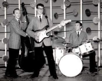 1950's Album Cover Project