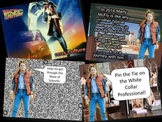 1950s Culture PowerPoint: Back to the Future