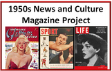 1950s Magazine Project