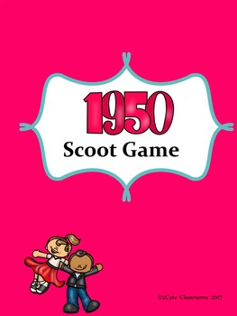 1950s Review Scoot Game