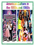 1950s and 1960s Web Activity and Answer Key