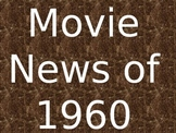 1960 Movie News Presentation