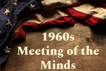 1960s Meeting of the Minds: Student Discussion / Debate