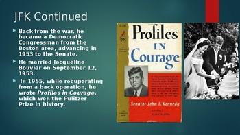 1960s Powerpoint JFK