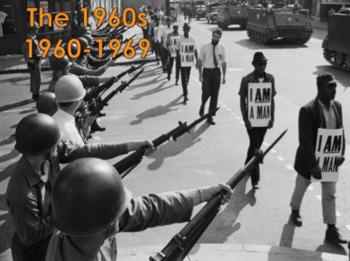 1960s U.S. History BUNDLE