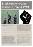 1968 Olympics and black power study guide