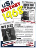 1968 and America - Mini-Project