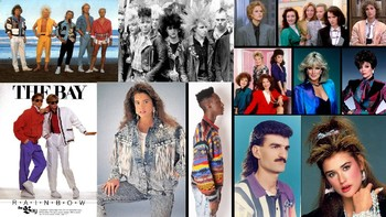 1980s American Pop Culture Power Point