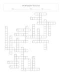 1981-2008 Pulitzer Prize Winning Fiction Crossword with Key