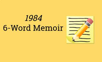 1984 6-Word Memoir