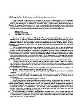 1984 AP Exam