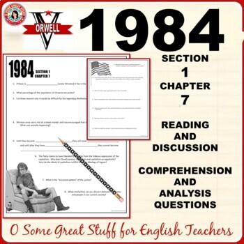 Madison : 1984 book summary chapter 7