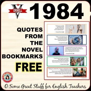 1984 BOOKMARKS