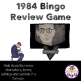 1984 Bingo Review Game