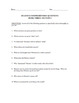 1984 Book Three Study Guide Questions and Answer Key
