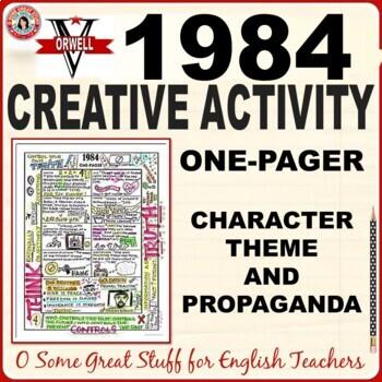 1984 CREATIVE ACTIVITY for CHARACTERIZATION, THEME, PROPAGANDA