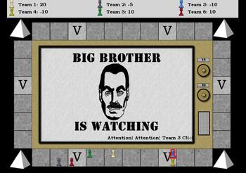 1984 Digital Board Game DEMO