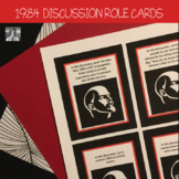 1984 Discussion Role Cards