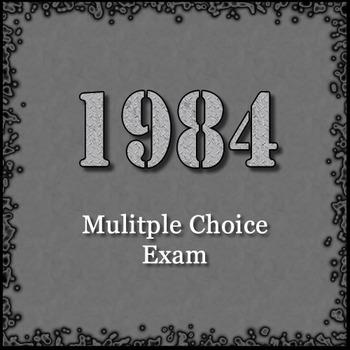 1984 Final Exam