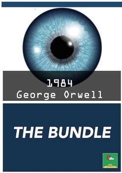 1984 ~ George Orwell - 4 PRODUCT BUNDLE