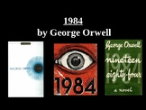 1984 George Orwell PowerPoint