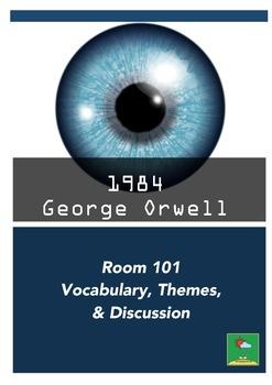 1984 ~ Room 101 Activity