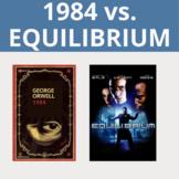 1984 (George Orwell) vs. Equilibrium (movie) Comparison an
