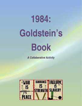 1984 Goldstein's Book Activity