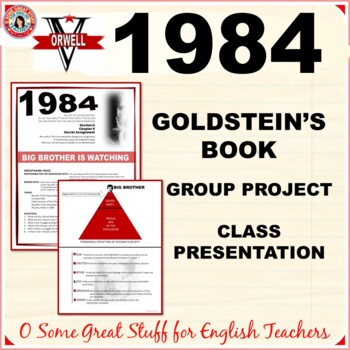 1984 Goldstein's Book Group Presentation-Creative and Effective