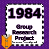 1984 Group Research Project