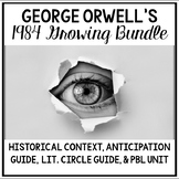1984 Growing Bundle for AP Literature and Honors Courses