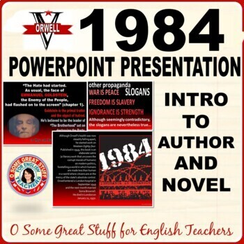 1984 INTRODUCTION POWERPOINT PRESENTATION
