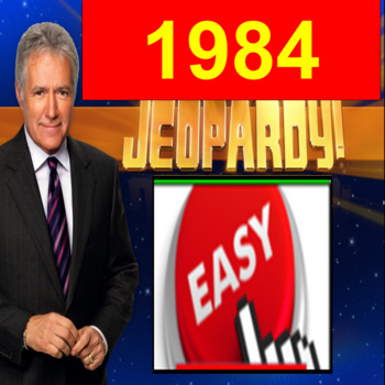 1984 Jeopardy Review Power Point