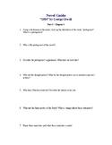 1984 Short Answer Novel Guide (91 Questions)