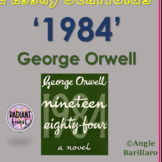 1984 ORWELL- TWO ESSAY SCAFFOLDS
