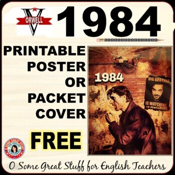 1984 Poster or Packet Cover