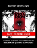 1984 Reading Guide for Part I Over 80 Questions and Answers