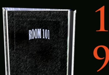 1984 Room 101 poster
