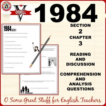 1984 Section 2 Chapter 3 Activities Comprehension and Analysis with Key
