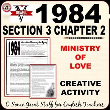 1984 Book 3 Chapter 2 CREATIVE ACTIVITY Room 101 Torture Effectiveness