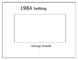 1984 Setting-template