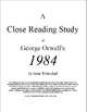 1984 Study Guide, Close Reading 41 pages